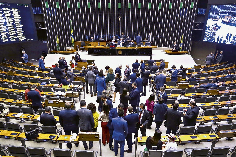 PAUTA -Câmara: o governo ainda quer aprovar uma agenda econômica importante -